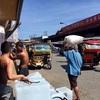 ダバオの古着屋さん@フィリピン
