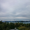 【にっぽん丸 2015】来島海峡サービスエリアから来島大橋を見る[2日目-11]