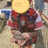 5歳の息子は釣りが好き
