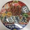 エースコック まぜ蕎麦を買ってみた。日本蕎麦のまぜそばとは、新しい! (@ セブンイレブン 池袋北口平和通り店 - @711sej in 豊島区, 東京都)