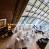 ハイアットリージェンシー大阪 1階ロビーラウンジでのドリンク・カクテルサービス 2016年