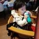 【Bebe Pocket】の購入レビュー | チェアベルトにも使える抱っこ紐。子どもと一緒に外食を楽しめます