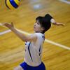 2015 関西大学秋季リーグ 宮田奈美選手、