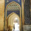 シャーヒ・ズィンダ廟群は、ウズベクで一番おすすめ♡【ウズベキスタン】