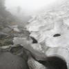 ◆7/22       鳥海山…真っ白&強風の御浜まで②