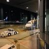 全日空 成田 バンコクビジネスクラス 搭乗記 NH805