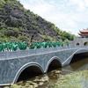 Ninh Bình phát hiện nhiều dấu tích giá trị tại thung Nội Lấm