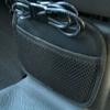 車内のプチ改装、収納ケースを中央下の運転席前に取り付けてみた