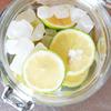 季節の果物でシロップ作り/かぼす
