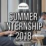 """メルカリの""""Be Professional""""な開発を経験してください!Summer Internship 2018募集スタート"""