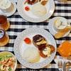 【洋食】ハンバーグ、エビフライ、ゴボウのポタージュ/My Western Food in Bangkok, Thailand