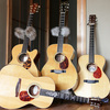 我が家のアコースティックギター 4本