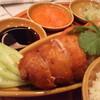 水道橋「海南鶏飯」でシンガポール料理