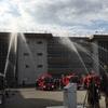 災害に強いまちづくりを/消防特別点検