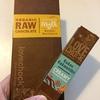 チョコレートの食べ比べ