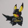 バットマン×イケメンピカ様。 Batman × Cool Pikachu.