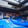 フローハウスで、安全にサーフィンをプチ体験