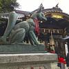 アカサカと言ったら・・・:御朱印:豊川稲荷東京別院