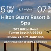 Hilton Guam Retosrt & Spa 宿泊予約