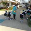 分散登園6日目(年少組へのお知らせ)プレ幼稚園も始まりました!
