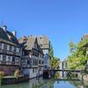 【フランス観光 5日目】 〜ドイツの面影が残る街「ストラスブール」を歩く〜