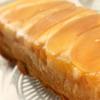 【パティシエ】たっぷりりんごケーキ!しっとりつやつや幸せの味