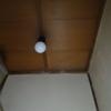 換気扇の無いトイレ