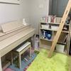 「机&ベッド選びに『盛大に』失敗」した小学生長女の部屋。やっと買い替えました!