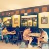 南印度レストラン(ペナン島)のボンベイターリーセット