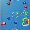 ゴレイロはオフェンスでも活躍できる「擬似パワープレー」(2)