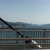 双子 子連れ旅行 広島県 1日目 長距離移動としまなみ海道