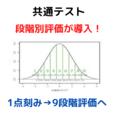 【共通テスト】9段階の段階別評価 スタナインって何?