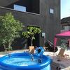 1万円以下で買える!!超大型の自宅プール『INTEX EASY SET』で遊んでみたはなし