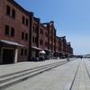 【汽車道】から横浜新港の象徴【赤レンガ倉庫】【象の鼻パーク】までをただ歩く