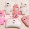 【ビバ💓ハンドメイド!】抱きしめたくなるフォルム「munyu」の子たちがプク可愛い!