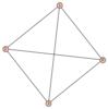 SageMathとグラフ理論(次数の数列とグラフ的について)