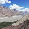 インド北部の山岳地帯!美しきヌブラ渓谷の写真!