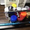 【キャンディー塗装&グラデーション】ロッドビルディングで自分だけの釣竿を作る!#1