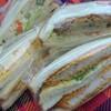 金沢工業大学近く、石川県野々市市高橋町のニュージョイスかもので手作り感あふれる安くて美味しいサンドイッチ。