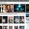 iTunes Movie Trailers、日本ではアプリは利用不可だがウェブでは視聴可能