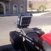 【バイク】トップケースやパニアケースにソーラーパネルを付ける【車中泊】
