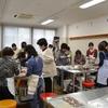 和菓子教室♪