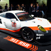 ポルシェが911RSRをロサンゼルス・モーターショーにて発表