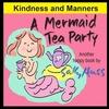 【ティーパーティーのマナーが学べる絵本】『A Mermaid Tea Party』の紹介【英語で読む絵本】