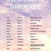 「2017 SEVENTEEN 1ST WORLD TOUR DIAMOND EDGE」開催