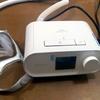 人工呼呼吸器始めてみました