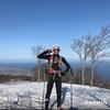 残雪期の大鷲山は最高でした