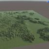 Unity : Terrainを軽量なメッシュに変換する