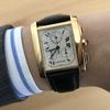 Cartier(カルティエ) タンク クロノリフレックス 生産中止モデルについて語る