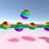 【Unity】頂点カラーのサンプル「UnityVertexColors」紹介